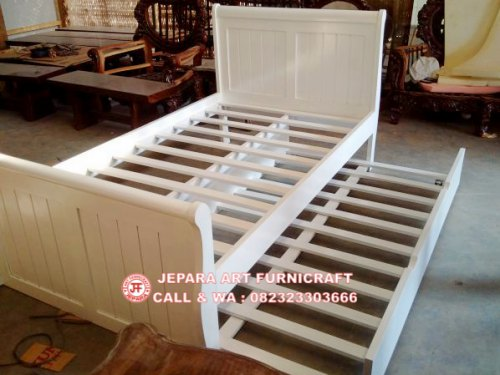 model terbaru tempat tidur anak perempuan duco termurah