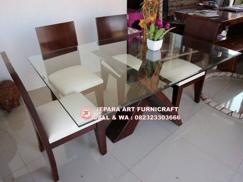 paling baru kursi makan minimalis modern dijual murah