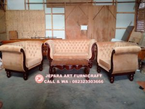 Gambar Sofa Tamu Jati Swan 3 300x225