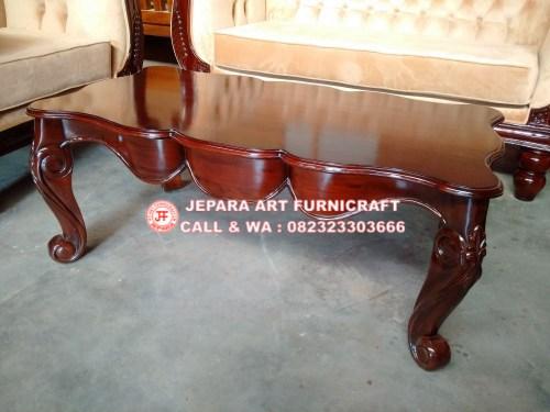 Gambar Sofa Tamu Jati Swan 4
