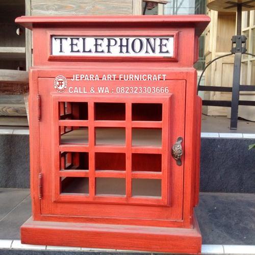 Gambar Nakas Telephone Inggris