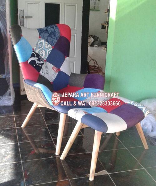 Paling Cantik Sofa Minimalis Modern Color Full Dijual Murah