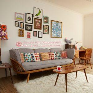 Sofa Modern Minimalis Regazza