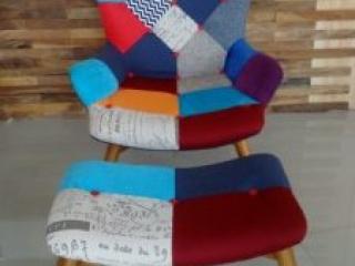 Gambar Sofa Minimalis Modern Vintage Mixed Match 225x300 320x240 c