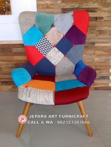 Gambar Sofa Minimalis Modern Vintage Mixed Match2