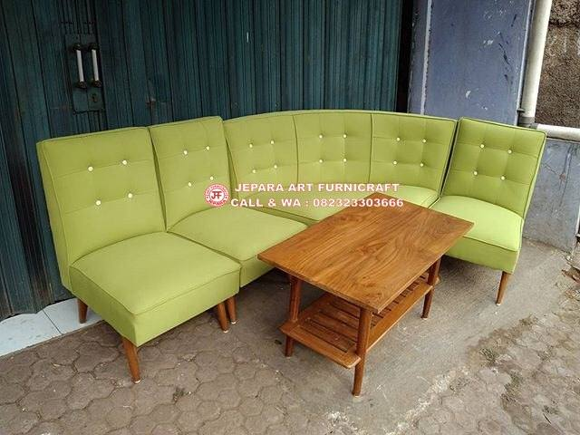 Gambar Sofa Modern Minimalis Aleando