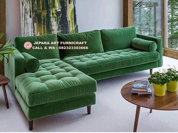 Gambar Sofa Modern Minimalis Barbie