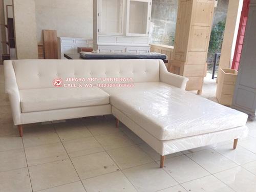 Terbaru Sofa Modern Minimalis Corner Bella Murah Berkualitas