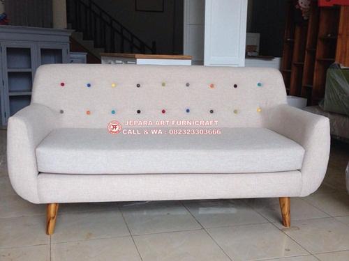 paling Cantik Sofa Modern Minimalis Olivia Murah Bergaransi