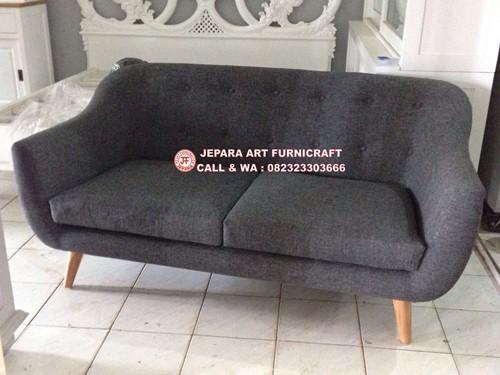 Simple Dan Modern Sofa Modern Minimalis Sidney Dijual Murah