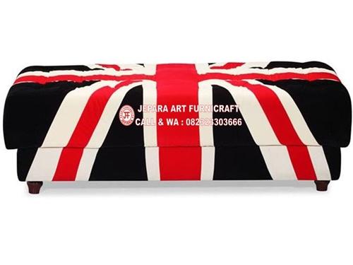 Terbaru ! Jual Sofa Modern Vintage Bensington Chesterfield Murah Bergaransi