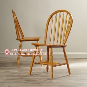 Kursi Minimalis Windsor Chair
