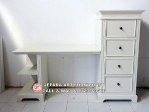 Gambar Meja Rias Belajar Minimalis Custom 1 300x225