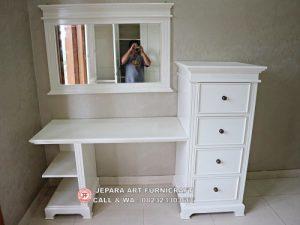 Gambar Meja Rias Belajar Minimalis Custom 4 300x225