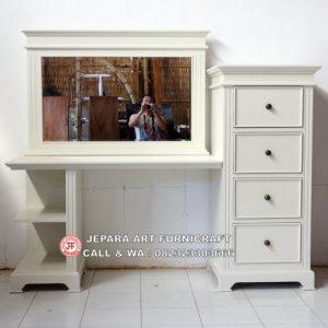 Gambar Meja Rias Belajar Minimalis Custom 6 300x300
