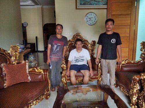 Project Rumah Bapak Fajar Pacitan