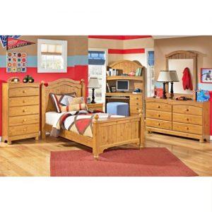 jual kamar set anak minimalis jati hashidan terbaru murah