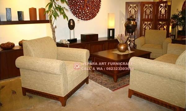 Gambar Kursi Tamu Sofa Minimalis Afyon