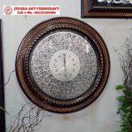 Jam Kaligrafi Asmaul Husna Silver