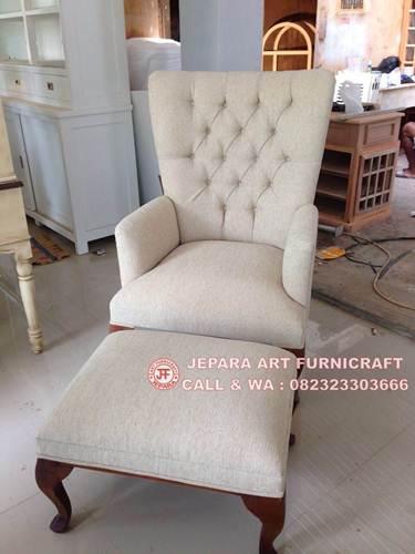Gambar Kursi Sofa Mewah Elegan