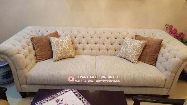 Gambar Sofa Klasik Mewah Terbaru