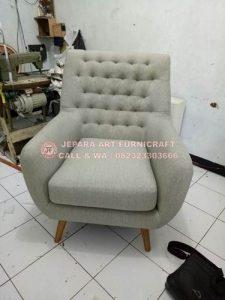 Sofa Minimalis Modern Retro Vintage