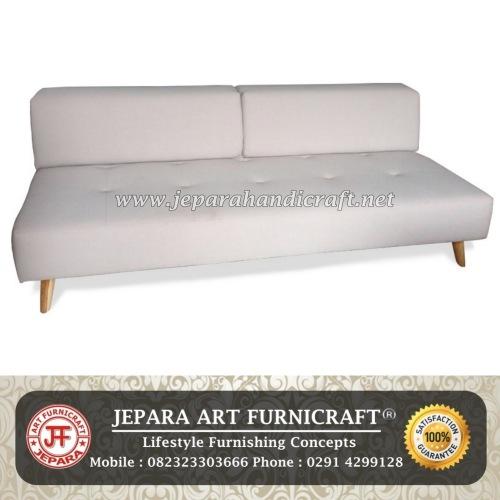 Gambar Sofa Ruang Tamu Jati Scandinavin Nikita Murah