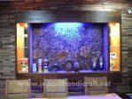 Wall Art Decor Panel Kayu Jati Antik