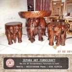 Kursi Tamu Gajah Unik
