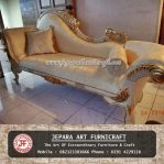 Kursi Sofa Mewah New Cleopatra
