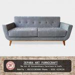 Sofa Modern Minimalis Titan Double