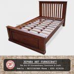 Tempat Tidur Anak Minimalis Jati Made