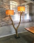 Furniture Lampu Antik Hias Recycled Jepara