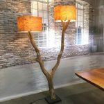 Furniture Lampu Antik Hias Recycled Jepara