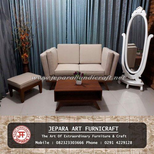 Gambar Sofa Tamu Minimalis Scandinavian Rafael