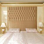 Kamar Set Mewah Klasik Gold