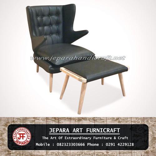 Jual Kursi Sofa Minimalis Replica Papa Bear Hans Wegner Murah