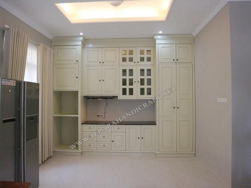 Jual Kitchen Set Mewah American Classic Style Duco Murah