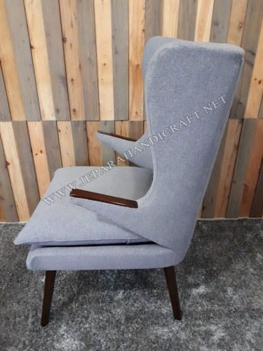 Jual Kursi Sofa Minimalis Replica Papa Bear Hans Wegner Murah Terbaru
