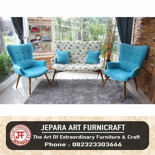 Jual Set Sofa Modern Minimalis Jessica Harga Murah