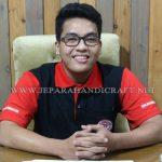 Dhihan Arinal – Manager Marketing Jepara Art Furnicraft