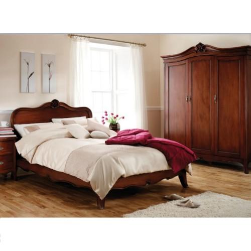 Kimberly Tempat Tidur Mewah Kimberly Upholstered
