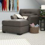 Azana Sofa Tamu Chaise Lounge