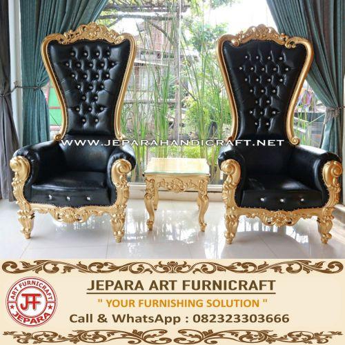Jual Set Sofa Teras Mewah Klasik Princess Jepara Harga Murah
