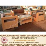 Sofa Minimalis Rotan Sintetis Modern Exclusive