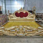 Tempat Tidur Mewah Olympia 3 x 3 Meter