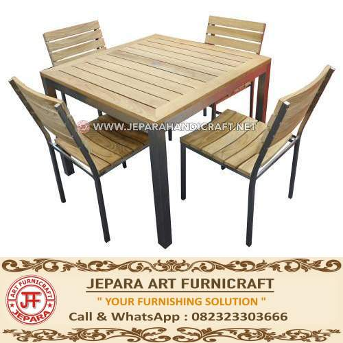 Jual Indonesia Teak Graden Furniture Sets Sale