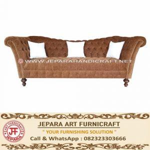 Sofa Minimalis Jati Chesterfield American Style