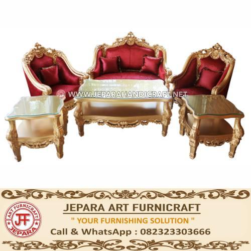 Jual Sofa Ruang Tamu Jati Minimalis Mewah Modern Ukir Jepara Murah