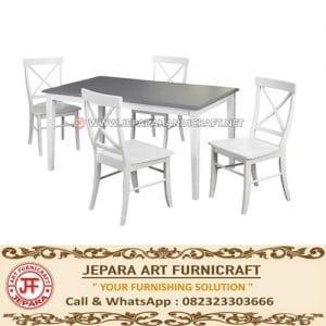 Meja Kursi Cafe Minimalis Cordelia